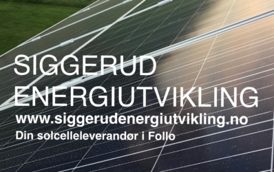 Siggerud Energiutvikling